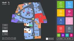 интерактивная карта торгового центра